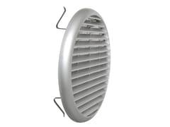 Griglia di ventilazione rotonda in ABSTUR200CR   Griglia di ventilazione - FIRST CORPORATION