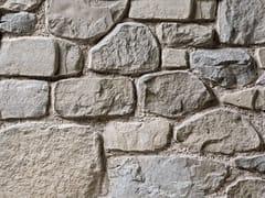 Rivestimento in pietra ricostruitaTURANO P17 | Bianco Terra - GEOPIETRA