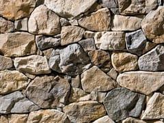 Rivestimento di facciata in pietra ricostruitaTURANO P17 - GEOPIETRA®