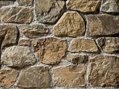 Rivestimento in pietra ricostruitaTURANO P17 | Marrone Terra - GEOPIETRA