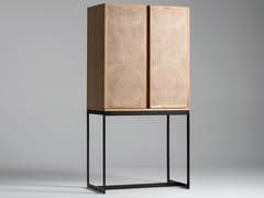 Mobile bar in legno impiallacciatoTURY | Mobile bar - MANTELLASSI DESIGN