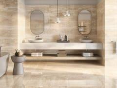 Revigrés, TUSCANIA Pavimento/rivestimento in gres porcellanato effetto marmo