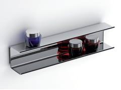Mensola bagno in acciaio inoxTUY | Mensola bagno - COMPONENDO