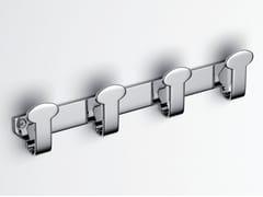 Porta accappatoio in acciaio inoxTUY | Porta accappatoio - COMPONENDO