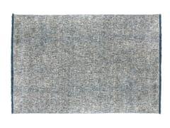 Tappeto a motivi in lanaTWEED - CASALIS