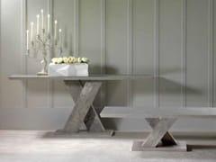 Consolle rettangolare in marmo TWID | Consolle - Classic