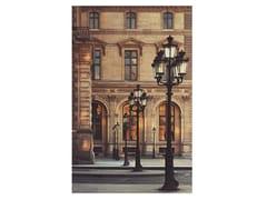 Carta da parati a striscia unicaTWILIGHT IN PARIS - KOZIEL