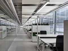 Pannello radiante a soffittoTWIN COPPER - RDZ