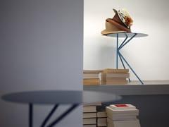 Tavolino rotondo per contractTWIN A - MEMEDESIGN