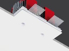 Faretto a LED multiplo rotondo in AirCoral®TWIN GENIUS - BUZZI & BUZZI