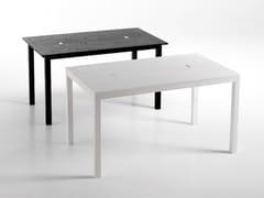 Tavolo in legno raddoppiabileTWINS - 4PLUS1 ITALIA