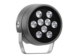 Proiettore per esterno a LED orientabile in alluminio pressofuso TYK+ 20 - PERFORMANCE IN LIGHTING