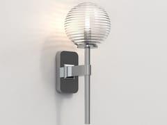 Lampada da parete a LED in zinco per bagnoTACOMA SINGLE - ASTRO LIGHTING