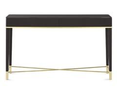 Consolle rettangolare in legno con cassettiTAMA CONSOLE - GALLOTTI&RADICE