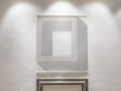 Arazzo in fibra minerale I-MESH® CONTEMPORARY TAPESTRIES - SAILMAKER INTERNATIONAL