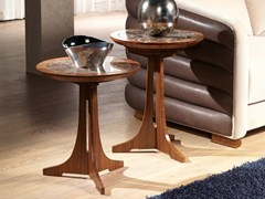 Tavolino rotondo in marmoDESYO | Tavolino - CARPANELLI