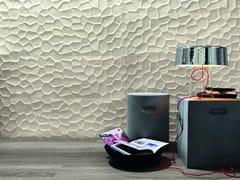 Rivestimento tridimensionale in pasta bianca rettificatoTerracruda | Str Arte 3D Luce - CERAMICHE RAGNO