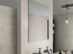 Rivestimento in pasta bianca rettificatoTexcem | Grigio Mosaico - CERAMICHE RAGNO