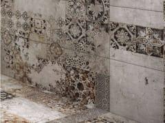 MOMENTI, Texture MAIOLICA Pavimento/rivestimento in gres porcellanato