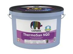 Pittura metilsiliconica ad effetto minerale per manutenzione cappottiThermoSan NQG - DAW ITALIA GMBH & CO. KG