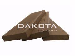 Dakota, LEGNO TERMO-TRATTATO IN FRASSINO OUTDOOR Legno termo-trattato in frassino per esterni