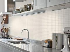 Rivestimento in pasta biancaTrama | Bianco Mosaico - CERAMICHE RAGNO