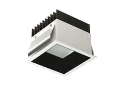 Faretto a LED quadrato in alluminio da incassoTuris 3.2 - L&L LUCE&LIGHT