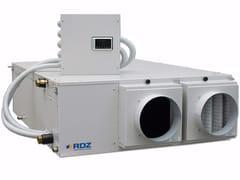 Unità di aria primariaUAP 200-PDC - RDZ