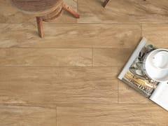 Pavimento/rivestimento in gres porcellanato effetto legnoULIVO - CASALGRANDE PADANA