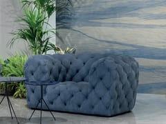 Pavimento/rivestimento in gres porcellanato effetto marmoULTRA MARMI - AZUL MACAUBAS - ARIOSTEA