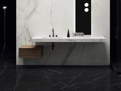 Pavimento/rivestimento ultrasottile effetto marmo ULTRA MARMI - CALACATTA LINCOLN - ULTRA MARMI