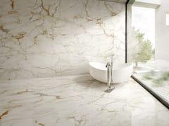 Pavimento/rivestimento in gres porcellanato effetto marmoULTRA MARMI - CALACATTA MACCHIA VECCHIA - ARIOSTEA