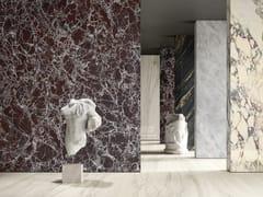 Pavimento/rivestimento in gres porcellanato effetto marmoULTRA MARMI - ROSSO IMPERIALE - ARIOSTEA