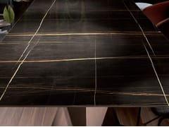 Pavimento/rivestimento in gres porcellanato effetto marmoULTRA MARMI - SAHARA NOIR - ARIOSTEA