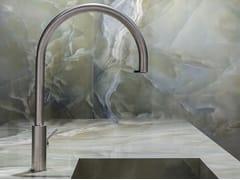 Pavimento/rivestimento in gres porcellanato effetto marmoULTRA ONICI - ONICE PERSIA - ARIOSTEA