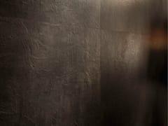 ARIOSTEA, ULTRA RESINE - EBANO Pavimento/rivestimento in gres porcellanato effetto resina