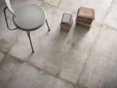 Pavimento/rivestimento in gres porcellanato effetto pietra ULTRA TEKNOSTONE - LIGHT GREY - ULTRA TEKNOSTONE