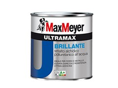 Smalto alchidico poliuretanicoULTRAMAX BRILLANTE - MAXMEYER