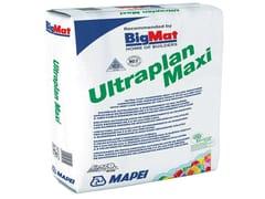 Lisciatura autolivellante ad indurimento ultrarapidoULTRAPLAN MAXI - BIGMAT ITALIA