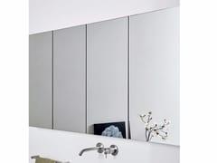 Rexa Design, UNICO | Specchio con contenitore  Specchio con contenitore