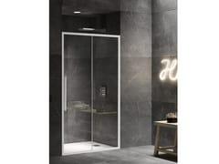 RELAX, UNICO SC1 Box doccia a nicchia con porta a battente
