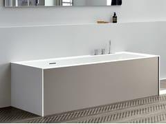 Vasca da bagno in CorianUNICO PANNELLABILE - REXA DESIGN