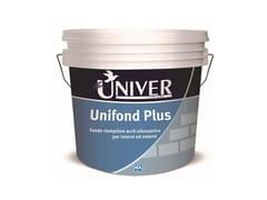 UNIVER, UNIFOND PLUS Fondo per interni ed esterni