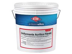Fondo riempitivo fibrato a base di resine acrilicheUNIFORMANTE ACRILICO FIBRATO 0.5 - ATTIVA