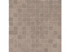 Mosaico con bordi irregolariUNIKA MOSAICO OPUS MINI Bronze - ABK GROUP INDUSTRIE CERAMICHE