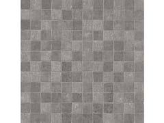 Mosaico con bordi irregolariUNIKA MOSAICO OPUS MINI Smoke - ABK GROUP INDUSTRIE CERAMICHE