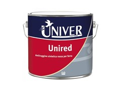 Antiruggine a solvente rossoUNIRED - PPG UNIVER