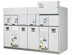 Quadro di media tensione UNISEC - ABB S.P.A. - POWER-ONE ITALY
