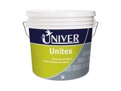 Pittura murale opaca ad alta adesione per esterniUNITEX - PPG UNIVER