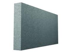UNIVER, UNIVERCAP® EPS 030 Pannello in EPS additivato con grafite